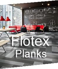 Wykladzina flokowana Flotex do firm