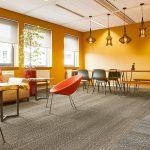 Wykładziny dywanowe Tessera/Westbond Synergy dystrybuuje i montuje firma Lavoro Roman Szubarga Bydgoszcz Olimpin.