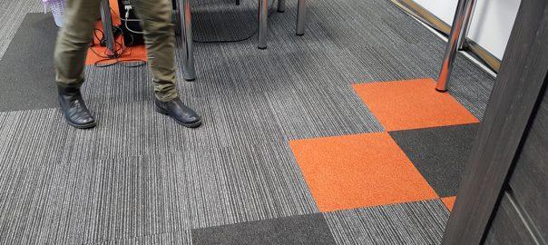 Wykładzina dywanowa Flotex z firmy LAVORO Roman Szubarga