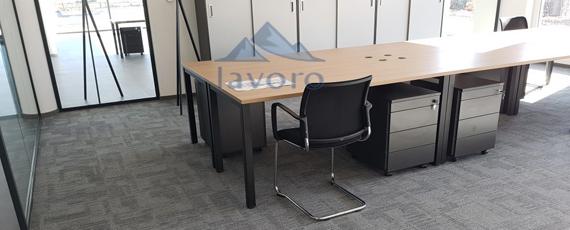 Firma Lavoro zainstalowała wykladziny w obiekcie firmy Kolbud