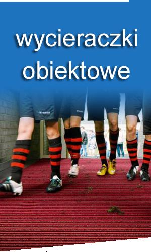 wycieraczki obiektowe i maty wejściowe do obiektów użyteczności publicznej dostarcza i montuje firma LAVORO Roman Szubarga Bydgoszcz, Toruń, Włocławek, Inowrocław